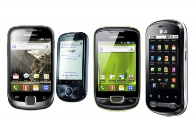 Affordable Android phones