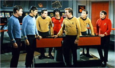 The Star Trek Team